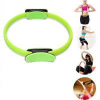 Body Toning Pilates Circle Exercise Fitness Magic Ring - Green