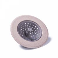Round Kitchen Sink Drain Filter - Apricot