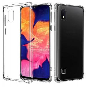 Anti Damage Anti Scratch Samsung A10, A20, A30, A40, A50 Series Case Cover - Transparent
