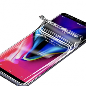 Transparent Hydrogel Fine Quality Anti Damage Anti Scratch Samsung Galaxy S Series Screen Protector