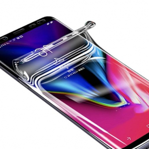 Transparent Hydrogel Fine Quality Anti Damage Anti Scratch Huawei Series Screen Protector