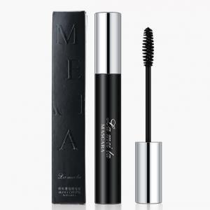 Water Resistant Face Grooming Eye Mascara - Black