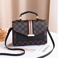 Magnetic Closure Women Fashion Messenger Bags - Multicolor