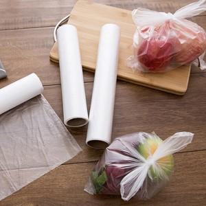 Easy Food Packaging Anti Leakage Storage Bags - Transparent