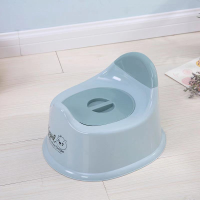 High Quality Plastic Kids Potty Seat Chair - Blue