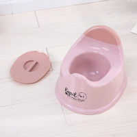 High Quality Plastic Kids Potty Seat Chair - Pink