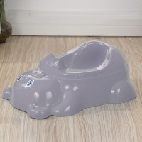 Animal Shaped High Quality Plastic Kids Potty Seat Chair - Blue