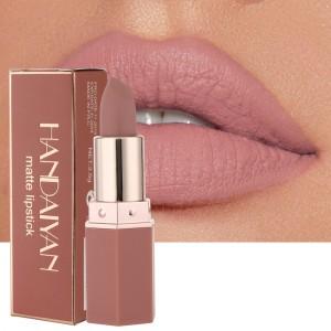 Ladies Matte Long Lasting Lipstick - Light Pink