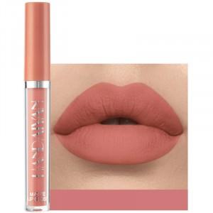 Girls Matte Waterproof Matte Liquid Lipstick - Peach Pink