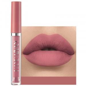 Girls Matte Waterproof Matte Liquid Lipstick - Rose Pink