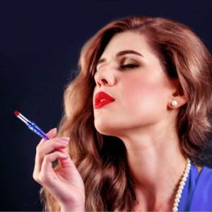 Mermaid Vitamin E Matte Color Preserving Lipstick - Red