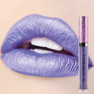 Non Stick Mermaid Pearly Shiny Lip Gloss - Purple
