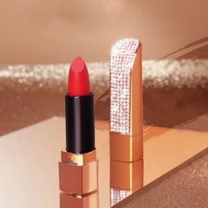 Milky Way Kiss Gem Matte Moisturizing Lipstick - Virgo