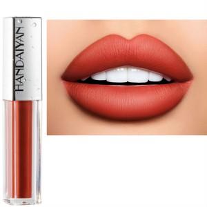Girls Velvet Matte Cream Nourishing Lip Gloss - Ketchup