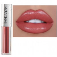 Girls Velvet Matte Cream Nourishing Lip Gloss - Coral