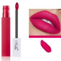 Womens Fashion Retro Matte Lip Gloss - Raspberry