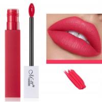 Womens Fashion Retro Matte Lip Gloss - Sakura