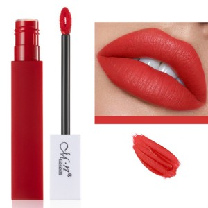 Womens Fashion Retro Matte Lip Gloss - Maple