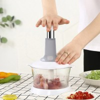 Multi Function Grinder Fruit And Vegetable Cutter Chopper - White