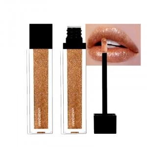 Pearlescent Non Sticky Lip Gloss - Shiny Golden