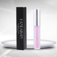 Women Glitter Dazzling Moisturizing Lip Gloss - Purple Pink