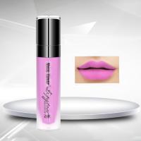 Girls Fashion Dazzling Shiny Lip Gloss - Barbie Pink