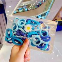 Elastic Hair Styling Multi Occasion Women Fashion Hair Bands - Blue