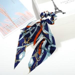 Girts Creative Retro Variety Printed Headband - Blue