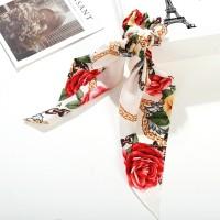 Girts Creative Retro Variety Printed Headband - Rose