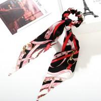 Girts Creative Retro Variety Printed Headband - Black Red