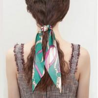 Girts Creative Retro Variety Printed Headband - Green
