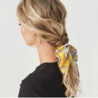 Girts Creative Retro Variety Printed Headband - Yellow