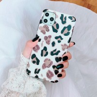 Printed Fashionable Animal Textured Mobile Case Cover For Mobiles Phones - White