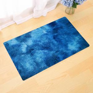 Fluffy Soft Home Decorative Door Mats - Royal Blue