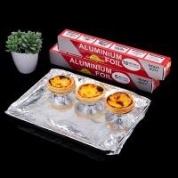 Thin Film 10 Meters Bakeware Multipurpose Aluminium Foil Roll