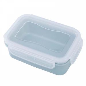 Air Tight Fancy Lunch Storage Box - Blue