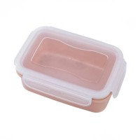 Air Tight Fancy Lunch Storage Box - Pink