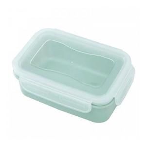 Air Tight Fancy Lunch Storage Box - Green