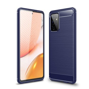 Corner Protective Plastic High Quality Case Cover - Navy Color