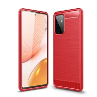 Corner Protective Plastic High Quality Case Cover - Red