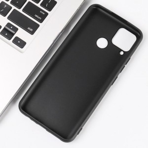 Hollow High Quality Plastic Mobile Case Cover For Oppo Phone Series - Black