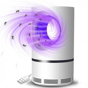 USB Power Mosquito Killer LED Light Lamp Pest Control Device
