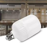 40W Screw Waterproof Bulb Super Bright Energy Saving LED -  White