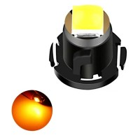 Car Dashboard Retrofit Mini T3 Led Bulb Super Bright - Yellow