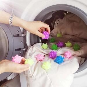 5Pcs Set Reusable Laundry Anti-Winding Washing Machine Ball