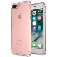 iPhone 7 Plus and 8 Plus Crystal Clear Transparent New Model High Quality Anti Damage Case Cover