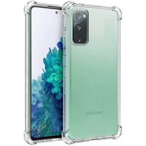 Samsung S20 Crystal Clear Transparent New Model High Quality Anti Damage Case Cover