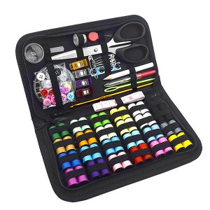Fine Quality Thread Reels With Stitching Tools Set