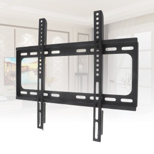 Flat Panel TV Wall Mount Suitable For 26 To 63 Inch - Black