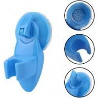 Multifunction House Hold Easy Wall Bathroom Toilet Shower Holder - Blue